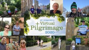 Virtual pilgrimage composite
