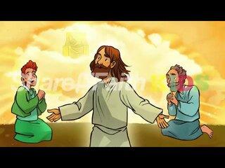 Jesus Teaches Us How To Pray