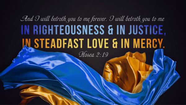 Hosea: God will Heal His People