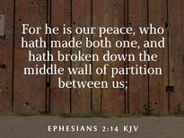Eph 2-14