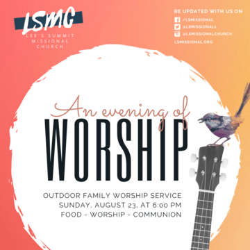Copy Of Copy Of Worship Church Flyer (1)