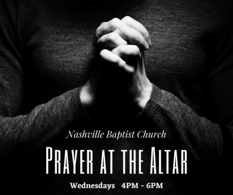 Prayer At The Altar (2)