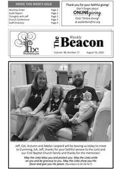 The Beacon 08.16.20 1