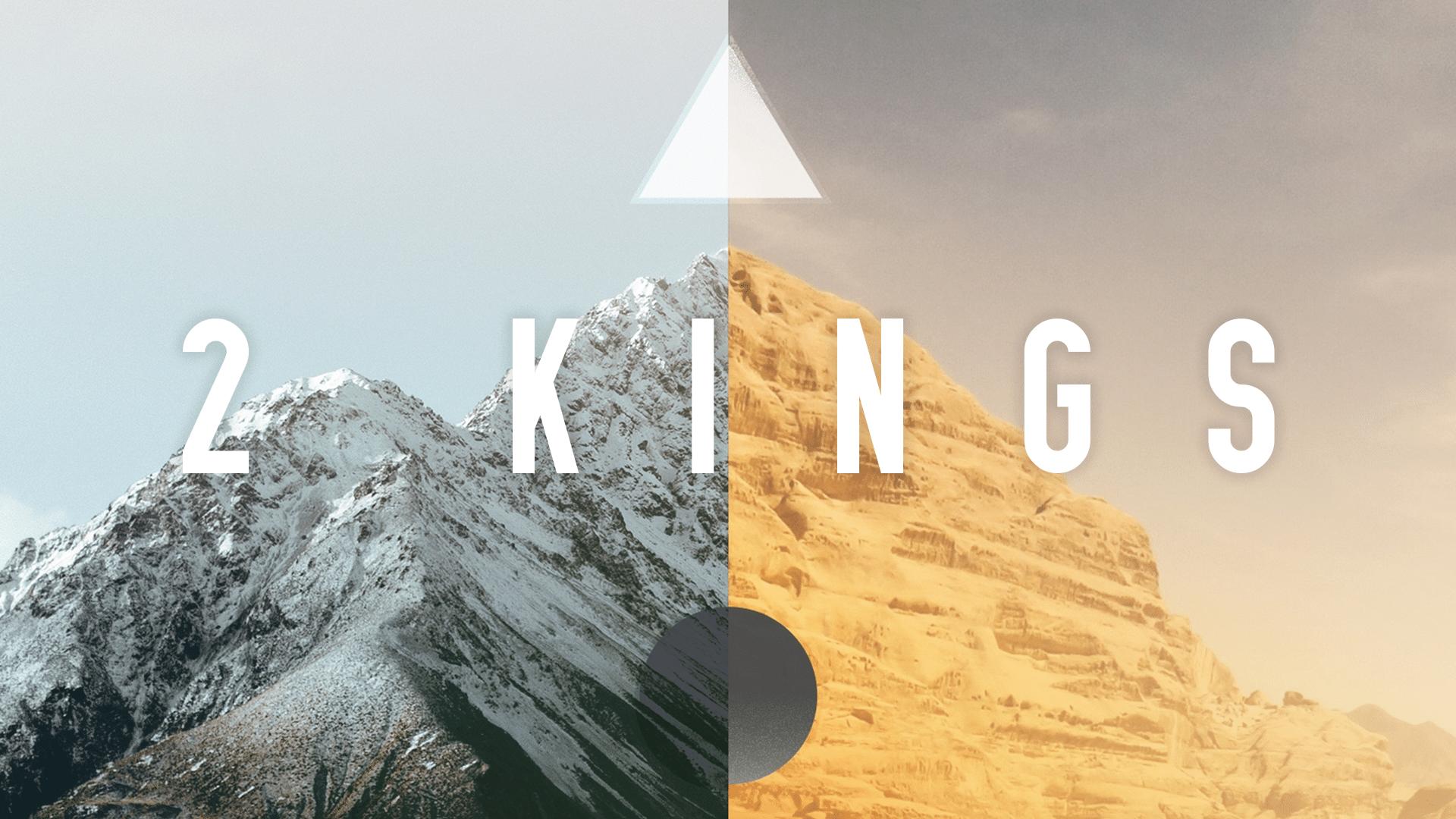 2 KIngs 15-16: Honoring God