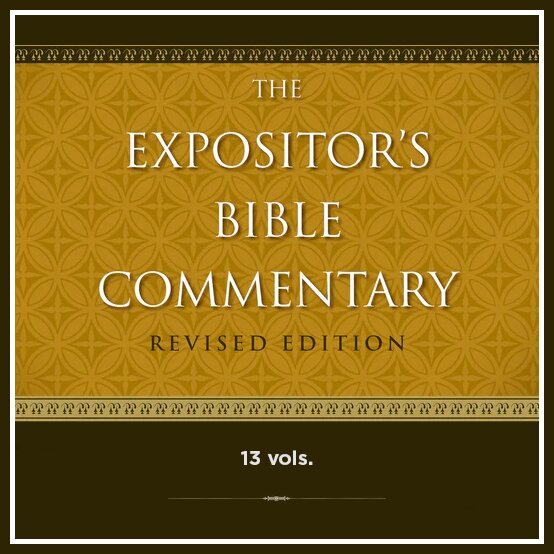 Expositor's Bible Commentary, Revised Edition   REBC (13 vols.)