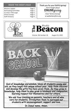 The Beacon 08.23.20 1