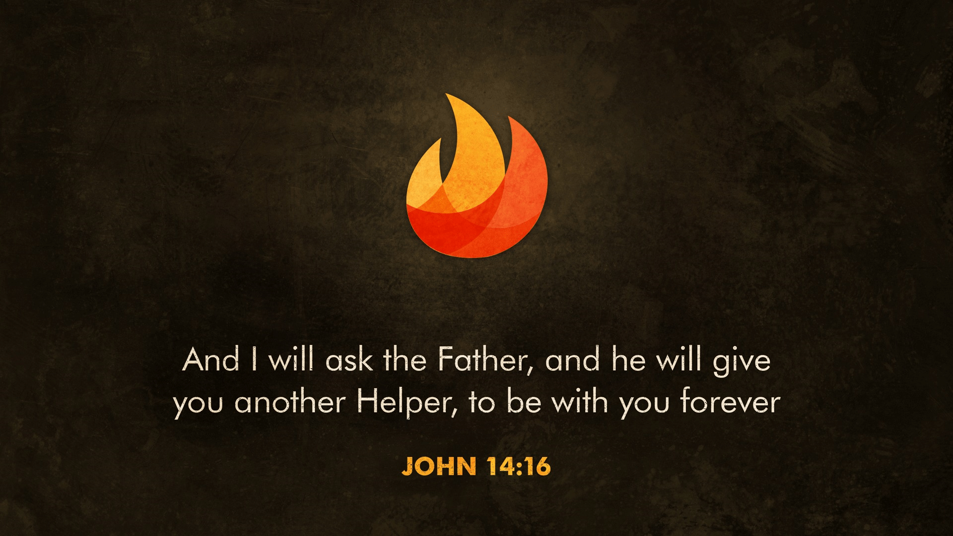 John 14: Call unto God