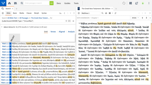 Greek Accents and Syllables Dataset