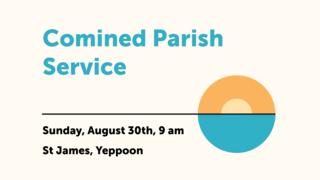 Comined Parish Service