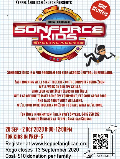 Sonforce Flyer 2020
