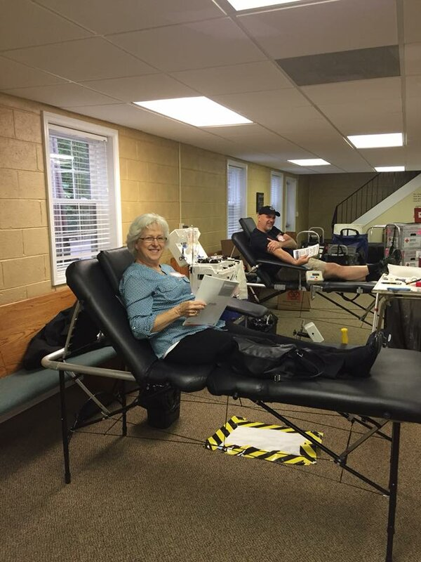 Blood Drive - Sept. 19th