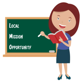 Teacher - Local Mission Opportunity