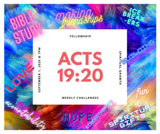 Acts 19 20