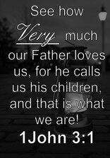 1 John 3 Verse 1
