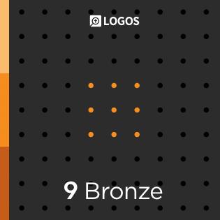 Logos 9 Bronze