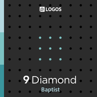 Logos 9 Baptist Diamond