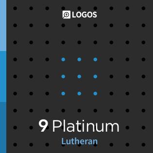 Logos 9 Lutheran Platinum