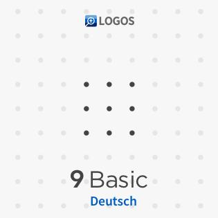 Logos 9 Basic (Deutsch)