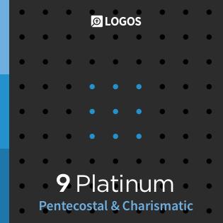 Logos 9 Pentecostal & Charismatic Platinum