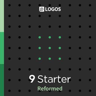 Logos 9 Reformed Starter