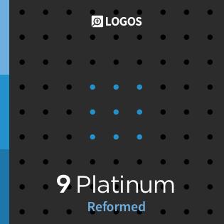Logos 9 Reformed Platinum