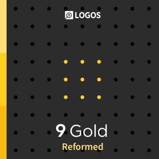 Logos 9 Reformed Gold