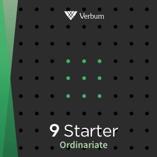 Verbum 9 Ordinariate Starter