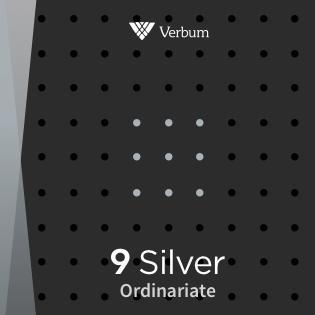 Verbum 9 Ordinariate Silver