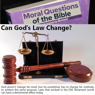 Can Gods Law Change