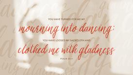 Psalm 30 11 3840X2160