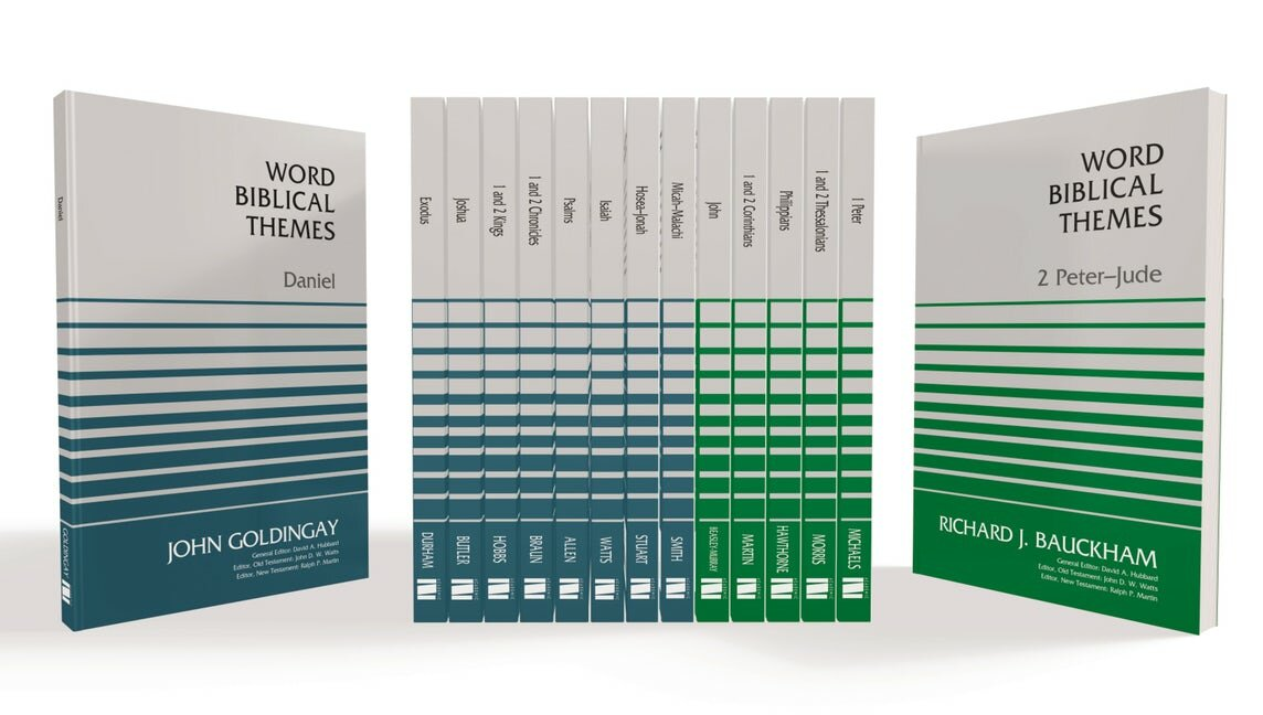Word Biblical Themes Collection (15 vols.)