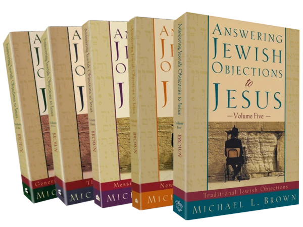 Answering Jewish Objections to Jesus (5 vols.)