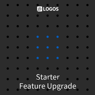 Logos 9 Starter Feature Upgrade
