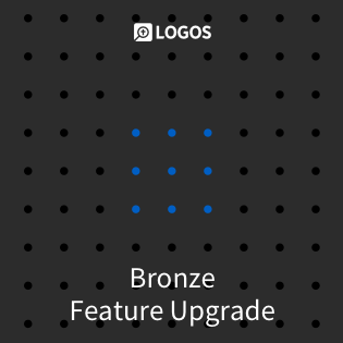 Logos 9 Bronze Feature Upgrade