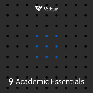 Verbum 9 Academic Essentials