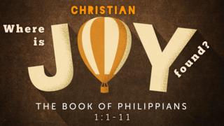 Where Is Christian Joy Found?