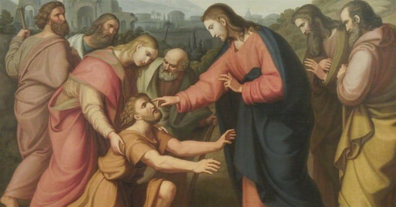 Jesus and Blindness (Mark 8:11-33)