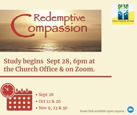 Redemptive Compassion 2