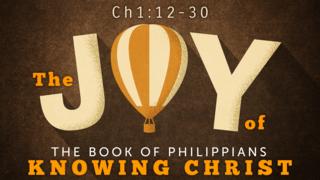 Joy Of Knowing Christ