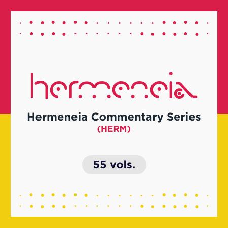 Hermeneia Commentary Series | HERM (55 vols.)