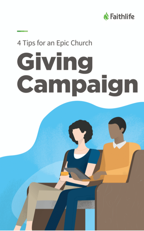 Church Giving Campaign free guide