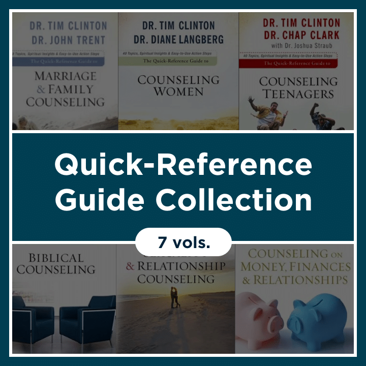 The Quick-Reference Counseling Guide Collection (7 vols.)