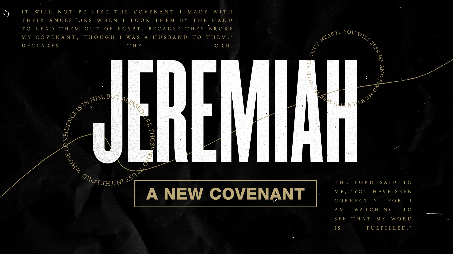 Jeremiah: Clay in the Potter's Hands