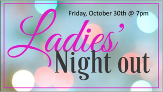Picture Ladies Night Out PNG
