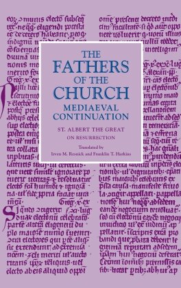 On Resurrection (The Fathers of the Church Medieval Continuations)