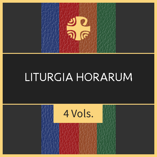 Liturgia Horarum (4 vols.)