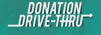 Donation Drive Thru