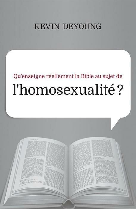 Qu'enseigne réellement la Bible au sujet de l'homosexualité?