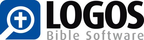 Logos Bible Software Logo Old Horizontally
