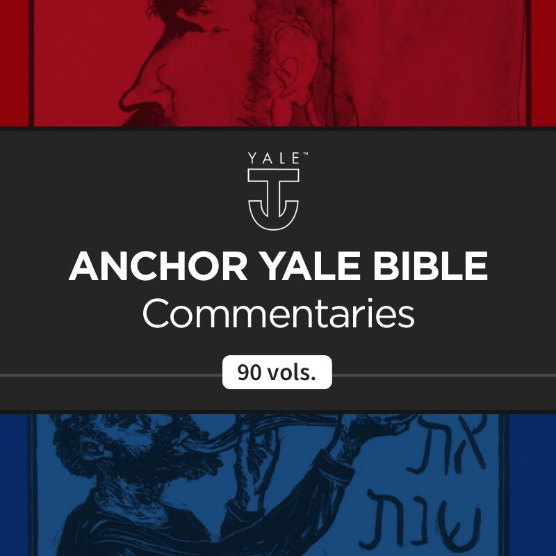 Anchor Yale Bible Commentary Series | AYBC (90 vols.)
